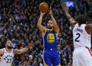 Will Stephen Curry Be The Next Face Of The NBA?